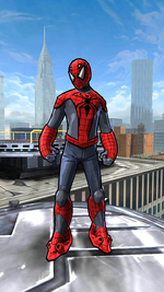 Aaron Aikman (Earth-TRN548) from Spider-Man Unlimited (video game) 001