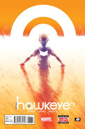 All-New Hawkeye Vol 1 1