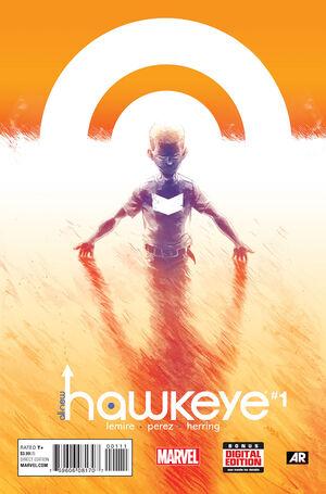 All-New Hawkeye Vol 1 1