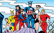 All-Winners Squad (Earth-616) from All Winners Comics Vol 1 19 0001