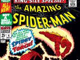 Amazing Spider-Man Annual Vol 1 4