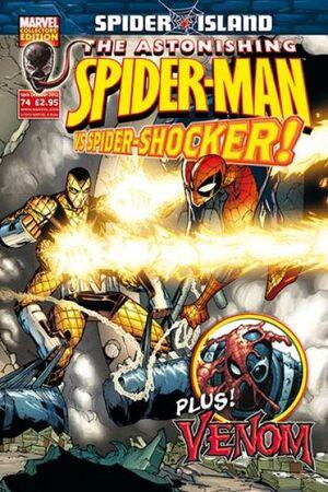 Astonishing Spider-Man Vol 3 74