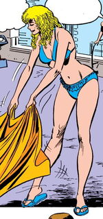Barbara Modica (Earth-616) from Marvel Team-Up Vol 1 150 0001