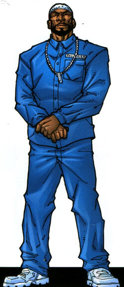 Benjamin Donovan (Earth-616) from Official Handbook of the Marvel Universe A-Z Update Vol 1 3 0001