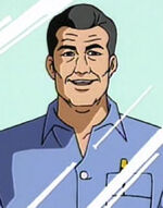 Benjamin Parker (Earth-92131) from Spider-Man The Animated Series Season 1 5 0001