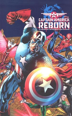 Captain America Reborn Vol 1 6