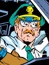 Charlie (Airline Pilot) (Earth-616) from Iron Man Vol 1 197 0001