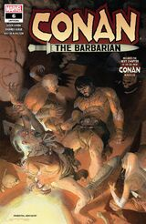 Conan the Barbarian Vol 3 6