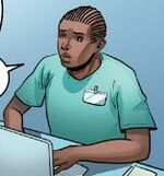 Crystal (Saint Vincent's Hospital) (Earth-616) from Spider-Man 2099 Vol 3 3 001