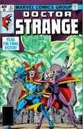 Doctor Strange Vol 2 37