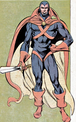 Eric Payne (Earth-616) from Official Handbook of the Marvel Universe Vol 1 3 0001