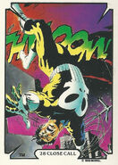 Frank Castle (Earth-616) from Mike Zeck (Trading Cards) 0003