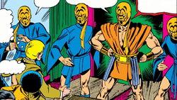 Golden Tigers (Earth-616) Iron Fist Vol 1 8