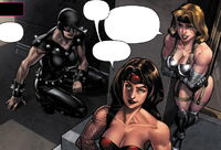 Grapplers (Earth-616) from Women of Marvel Vol 1 2 0001