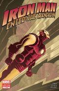 Iron Man Enter the Mandarin Vol 1 1
