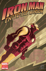 Iron Man: Enter the Mandarin Vol 1 1