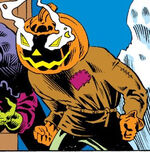 Jack O'Lantern (Kid) (Earth-616) from Vision and the Scarlet Witch Vol 1 1 0001