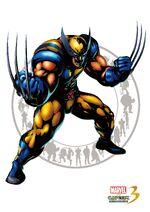 James Howlett (Earth-30847) from Marvel vs Capcom 3 Fate of Two Worlds 0001