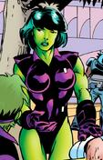 Jess Harrison (Earth-616) from Incredible Hulk Vol 1 464 001