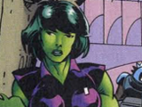 Jess Harrison (Earth-616)