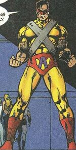 John Aman (Earth-1136) from Protectors Vol 1 6 001