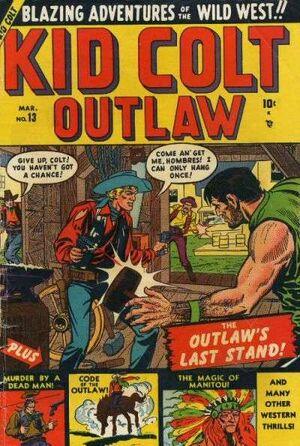 Kid Colt Outlaw Vol 1 13