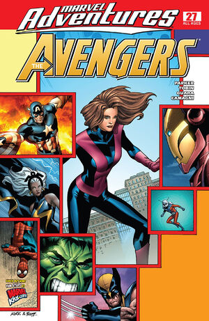 Marvel Adventures The Avengers Vol 1 27