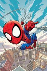 Marvel Super Hero Adventures Spider-Man - Spider-Sense of Adventure Vol 1 1 Textless