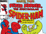 Marvel Tails Starring Peter Porker the Spectacular Spider-Ham Vol 1 1