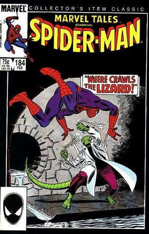 Marvel Tales Vol 2 184