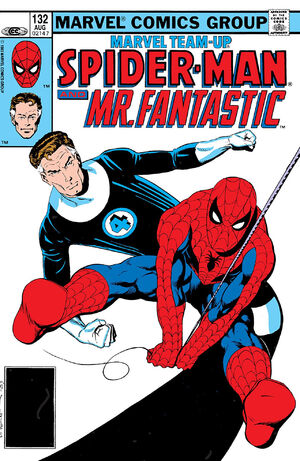 Marvel Team-Up Vol 1 132