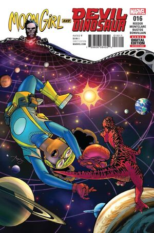 Moon Girl and Devil Dinosaur Vol 1 16