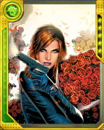 Natalia Romanova (Earth-616) from Marvel War of Heroes 024