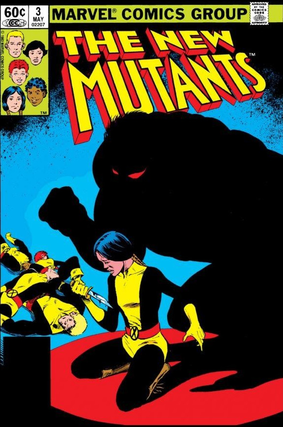 New Mutants Vol 1 3