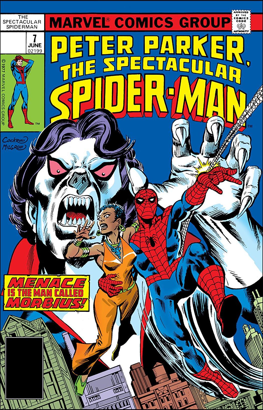 Peter Parker, The Spectacular Spider-Man Vol 1 7