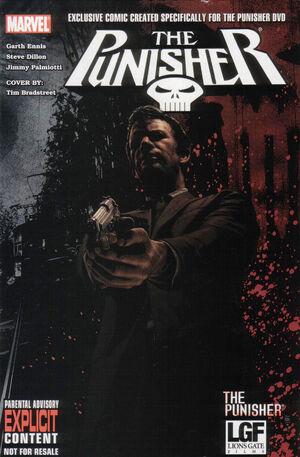 Punisher Countdown Vol 1 1