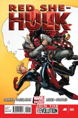 Red She-Hulk Vol 1 60