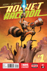 Rocket Raccoon Vol 2 1