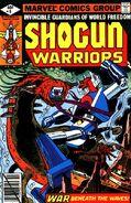 Shogun Warriors Vol 1 9