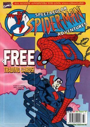 Spectacular Spider-Man (UK) Vol 1 024
