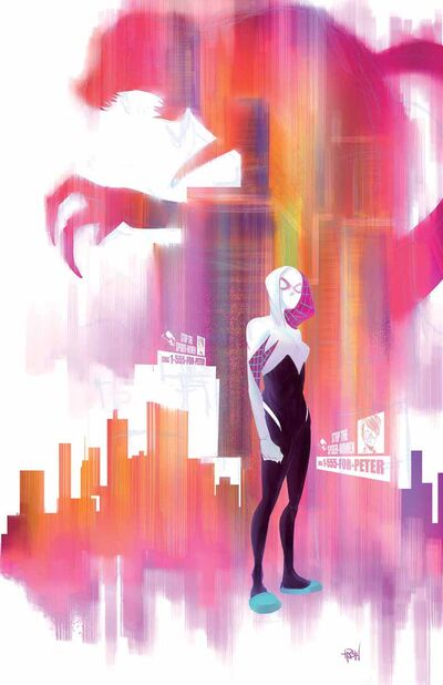 Spider-Gwen Vol 2 1 Textless