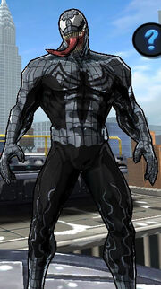 Spider-Venom - Anti-Venom (Peter Parker) from Spider-Man Unlimited (Video Game) 0001