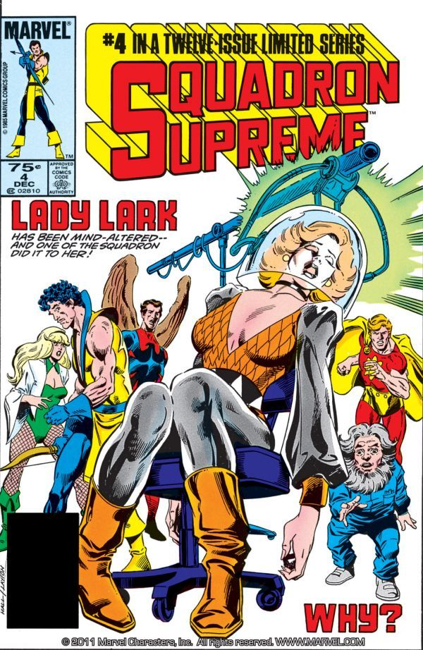 Image result for squadron supreme 4