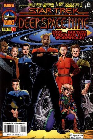 Star Trek Deep Space Nine Vol 1 1