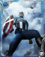Steven Rogers (Earth-616) from Marvel War of Heroes 005