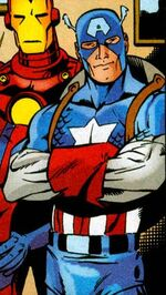 Steven Rogers (Earth-730834) Avengers United They Stand Vol 1 3