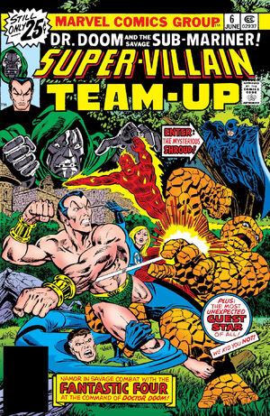Super-Villain Team-Up Vol 1 6