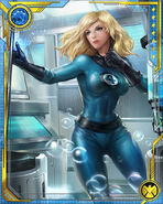 Susan Storm (Earth-616) from Marvel War of Heroes 016