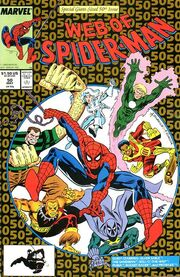Web of Spider-Man Vol 1 50