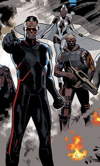 X-Council (Earth-13133) from Uncanny Avengers Vol 1 19 001